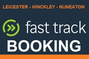 Fast Track Booking – Over 100 Courses!